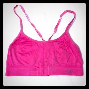 Pink Champion Sports Bra
